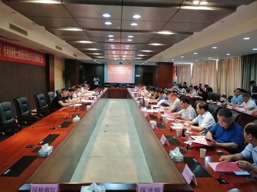 """徐州市法治政府建设""""回头看""""专项督察展开"""