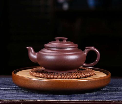 记紫砂陶艺人实力派制壶能工巧匠——秋雨