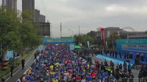 2020徐州马拉松——半程精英赛暨大运河马拉松系列赛(徐州站_)