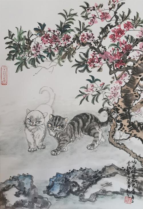 国家一级画师——王昌永作品赏析!